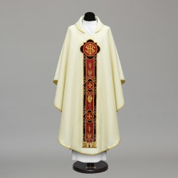 Gothic Chasuble 10025 - Cream