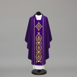 Gothic Chasuble 10046 - Purple