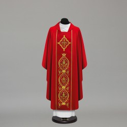 Gothic Chasuble 10047 - Red