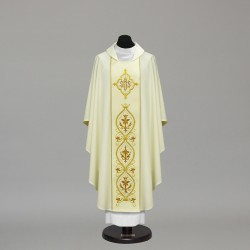 Gothic Chasuble 10048 - Cream