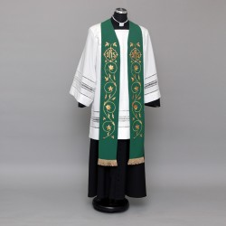 Gothic Stole 8657 - Green