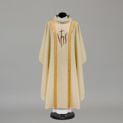Gothic Chasuble 10136 - Cream
