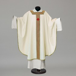 Gothic Chasuble 10157 - Cream