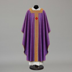 Gothic Chasuble 10160 - Purple