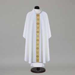 Gothic Chasuble 10161 - Cream