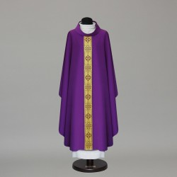 Gothic Chasuble 10162 - Purple