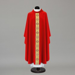 Gothic Chasuble 10164 - Red
