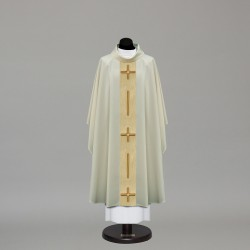 Gothic Chasuble 10165 - Cream