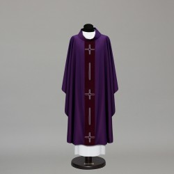 Gothic Chasuble 10219 - Purple