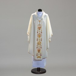 Gothic Chasuble 10222 - Cream