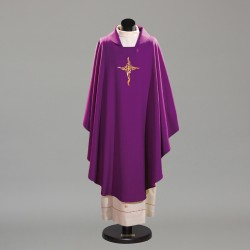 Gothic Chasuble 10226 - Purple