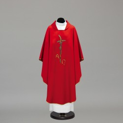 Gothic Chasuble 10230 - Red