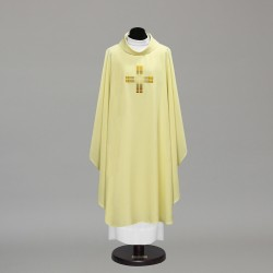 Gothic Chasuble 10231 - Cream