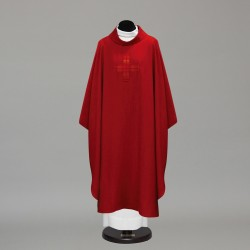 Gothic Chasuble 10232 - Red