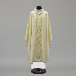 Gothic Chasuble 10235 - Cream
