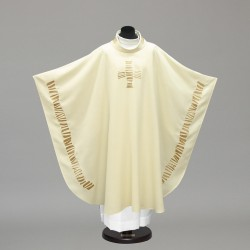 Gothic Chasuble 10239 - Cream