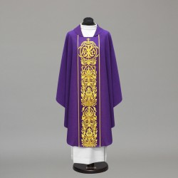 Gothic Chasuble 10245 - Purple