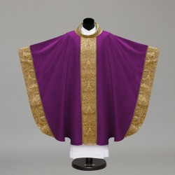 Gothic Chasuble 10250 - Purple