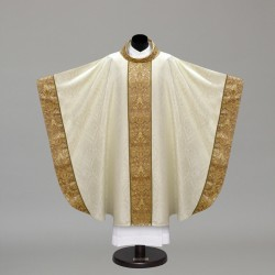 Gothic Chasuble 10251 - Cream
