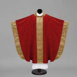 Gothic Chasuble 10252 - Red