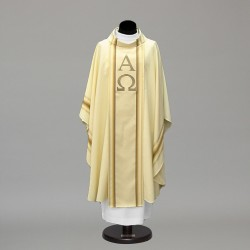 Gothic Chasuble 10253 - Cream