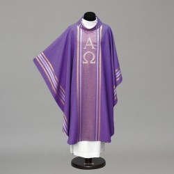 Gothic Chasuble 10254 - Purple