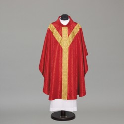 Gothic Chasuble 10257 - Red