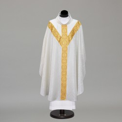 Gothic Chasuble 10259 - Cream