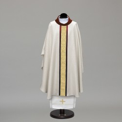 Gothic Chasuble 10262 - Cream