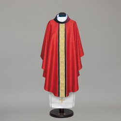 Gothic Chasuble 10263 - Red
