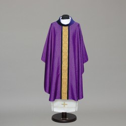Gothic Chasuble 10265 - Purple