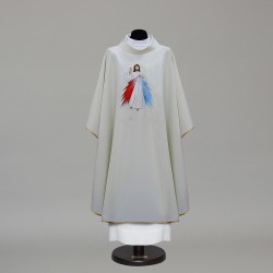 Gothic Chasuble 10156 - Cream