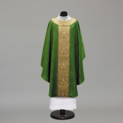 Gothic Chasuble 10270 - Green