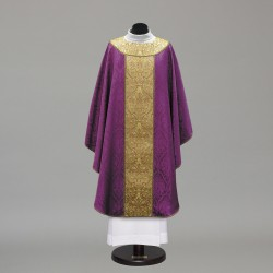 Gothic Chasuble 10271 - Purple