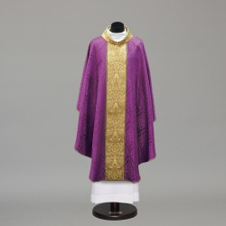 Gothic Chasuble 10273 - Purple