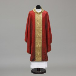 Gothic Chasuble 10274 - Red