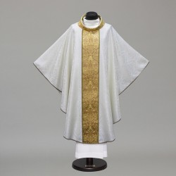 Gothic Chasuble 10276 - Cream