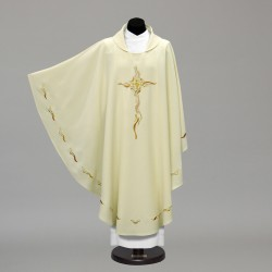 Gothic Chasuble 10278 - Cream