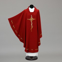 Gothic Chasuble 10279 - Red