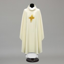 Gothic Chasuble 10281 - Cream