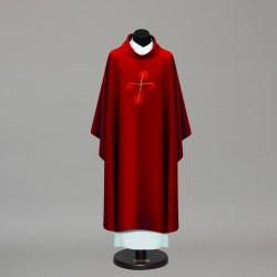 Gothic Chasuble 10284 - Red