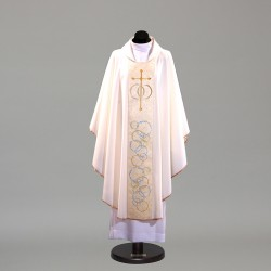 Gothic Chasuble 10289 - Cream
