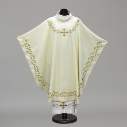 Gothic Chasuble 10290 - Cream