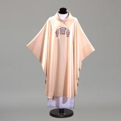 Gothic Chasuble 10294 - Cream