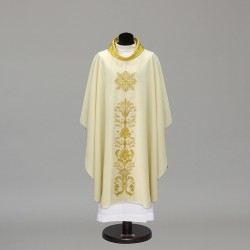 Gothic Chasuble 10295 - Cream