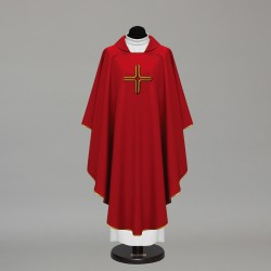 Gothic Chasuble 10300 - Red