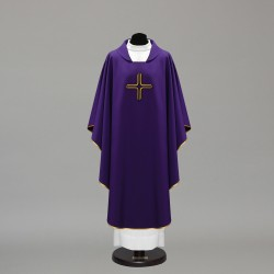 Gothic Chasuble 10302 - Purple