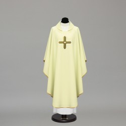 Gothic Chasuble 10303 - Cream