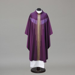 Gothic Chasuble 10305 - Purple