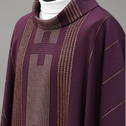 Gothic Chasuble 10309 - Purple